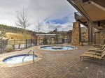Crystal Peak Lodge Hot Tubs