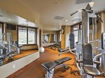 Crystal Peak Lodge Fitness Room