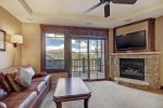 Gorgeous Windows & Views - 1 Bedroom - Crystal Peak Lodge - Breckenridge CO