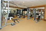 Fitness Center- Mountain Thunder Lodge