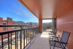 The Village at Breckenridge 3 bedroom Balcony