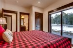 Master Bedroom - 3 Bedroom - River Run Town Homes