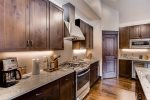 Chef`s Kitchen - 3 Bedroom - River Run Town Homes