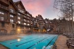 Ski-in and ski-out at The Ritz-Carlton in Colorado