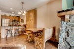 Bedroom - 1 Bedroom Platinum-Rated Condo - River Run Village Condos - Keystone CO