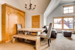 King or Queen Bed available in Master Bedroom - 1 Bedroom plus Murphy - River Run Village Condos