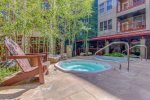 Shared Outdoor Hot Tubs - River Run Village Condos