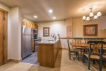 Kitchen - 2 Bedroom Condo - River Run Village Condos