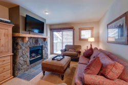 Keystone CO | River Run Village Condos | 2 Bedroom with Murphy