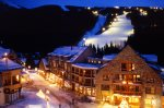 Free Night Skiing with your rental - River Run Village