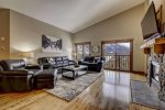 Mountain Chic Decor - 4 Bedroom - River Run Village Condos