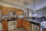 Kitchen - 4 Bedroom - River Run Village Condos