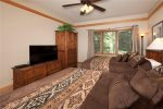 Guest Bedroom - 2 Bedroom Ski-In Condo - Chateaux DuMont - Keystone CO