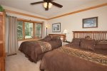 Bathroom 2 - 2 Bedroom Ski-In Condo - Chateaux DuMont - Keystone CO