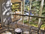 Ski Access - 2 Bedroom Ski-In Condo - Chateaux DuMont - Keystone CO