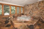 Comfortable Master Bedroom - 2 Bedroom Ski-In Condo - Chateaux DuMont - Keystone CO