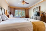 Bathroom 2 - Chateaux DuMont 3 Bedroom Ski-In Condo in Keystone CO