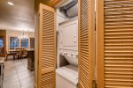 Outdoor Patio - Chateaux DuMont 3 Bedroom Ski-In Condo in Keystone CO