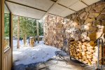 Ski Lockers - Chateaux DuMont 3 Bedroom Ski-In Condo in Keystone CO
