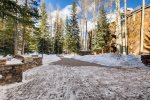 Ski-In Access - Chateaux DuMont 3 Bedroom Ski-In Condo in Keystone CO