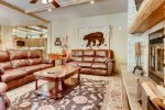 Open and Updated Kitchen - Chateaux DuMont 3 Bedroom Ski-In Condo in Keystone CO