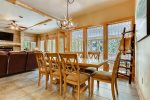 Kitchen Appliances - Chateaux DuMont 3 Bedroom Ski-In Condo in Keystone CO