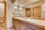 Master Bathroom - Chateaux DuMont 3 Bedroom Ski-In Condo in Keystone CO