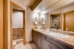 Master Bathroom - 3 Bedroom Platinum-Rated Condo - Chateaux DuMont