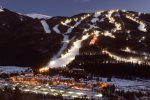 Night View of Keystone Ski Resort
