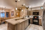 Kitchen - 3 Bedroom Platinum-Rated Condo - Chateaux DuMont