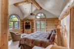 Breckenridge Ski-in, Ski-out 4 Bedroom Log Cabin