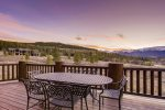 Breckenridge 4 bedroom 4 bathroom Castello di Luce Villa