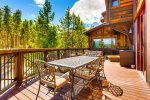 House Front Day - A Mine Shaft Breckenridge Luxury Home