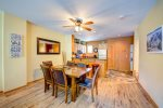 Master Bedroom - 2 Bedroom - Keystone Lakeside Village Condos