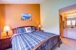 Master Bathroom - 2 Bedroom - Keystone Lakeside Village Condos