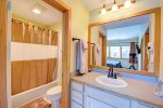 Guest Bedroom - 2 Bedroom - Keystone Lakeside Village Condos