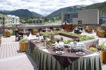Rooftop Banquet Space - Keystone Lodge and Spa