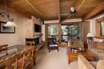 5-acre downtown Aspen amenities including outdoor firepit