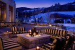 Fire Pit - Residences at Park Hyatt Beaver Creek