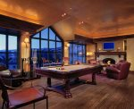 Lounge Area - Residences at Park Hyatt Beaver Creek