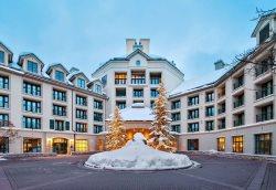 Beaver Creek CO | Park Hyatt Residence Club | 3 Bedroom
