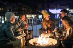 Fire Pit - Solaris Plaza - Solaris Residences Vail