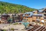Summer Mountain View - Solaris Residences Vail - Gondola Resorts