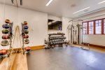 Fitness Center - Solaris Residences Vail