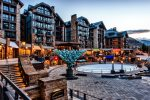 Summer Plaza View - Solaris Residences Vail - Gondola Resorts