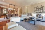4 Bedroom Residence - Dining Room - Solaris Residences Vail