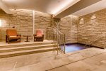 Indoor Pool and Hot Tub - Solaris Residences Vail