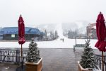 Excellent Village and Mountain Views from Room - King Hotel Room - The Arrabelle at Vail Square