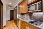Private Washer Dryer in Studio Condo - The Lion Vail