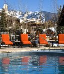 Outdoor Fire Pit - The Lodge at Vail Village